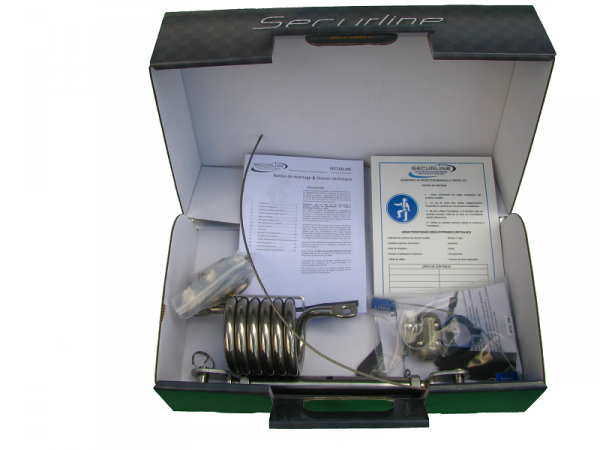 Kit Securline standard SL 01