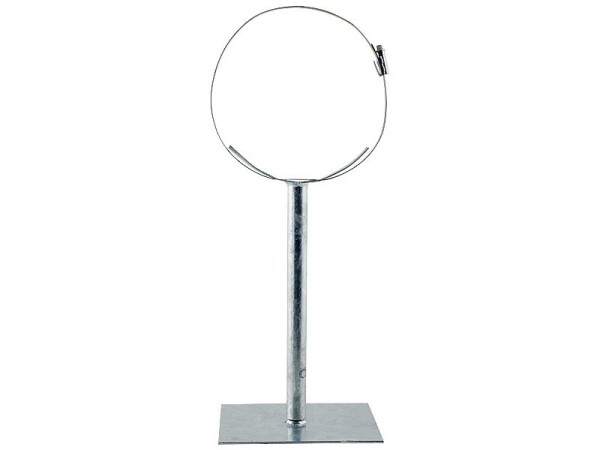 Support de gaine de ventilation réglable G.A.C. jusqu'à 50 cm