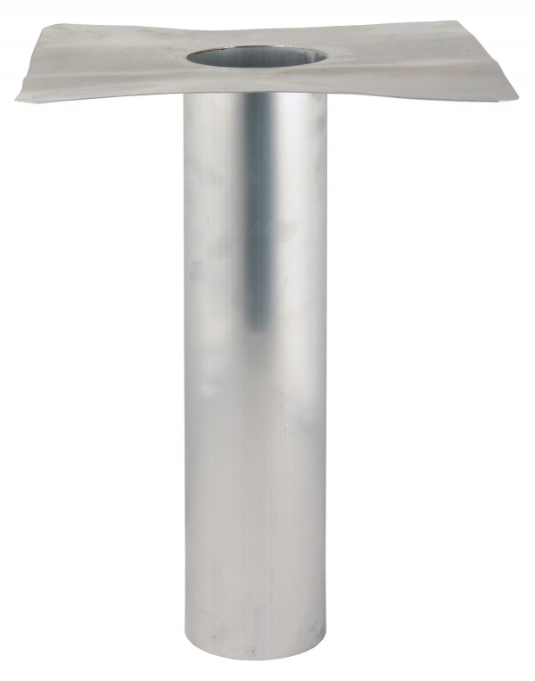 E.P. Alu malléable - Hauteur 600 mm