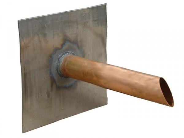 Trop-Plein Plomb/Cuivre Lg 600 mm
