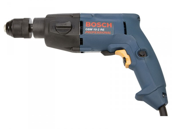 Perceuse 2 vitesses BOSCH GBM 10-2 RE