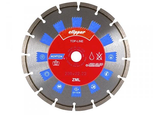 Disque segments Euro ZML