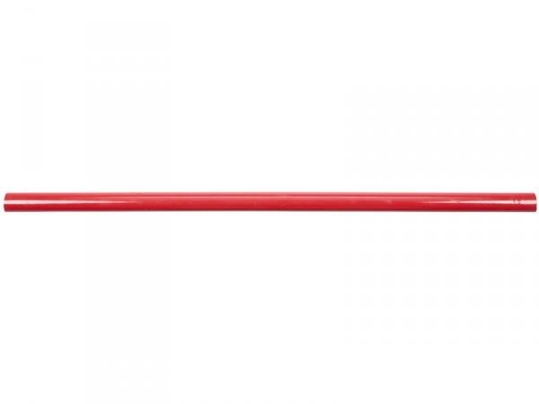 Crayon de charpentier rouge