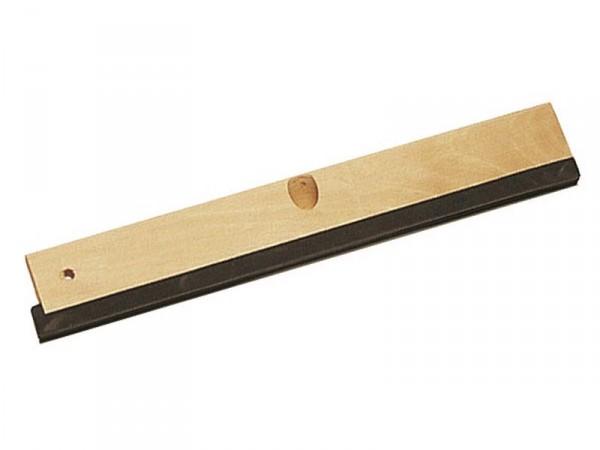 Raclette mousse monture bois