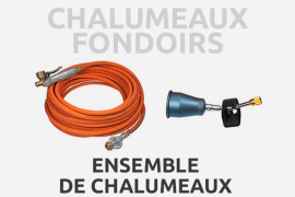 Ensemble chalumeau
