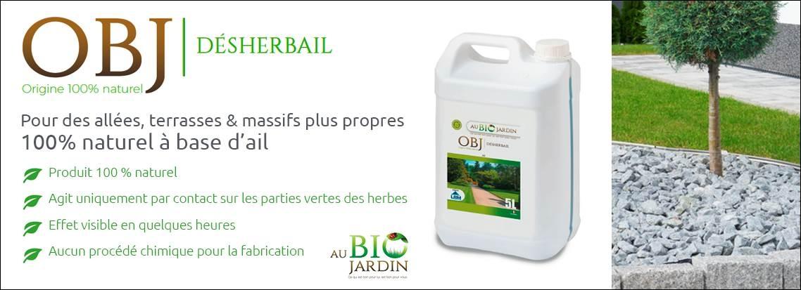 Desherbail 100% bio
