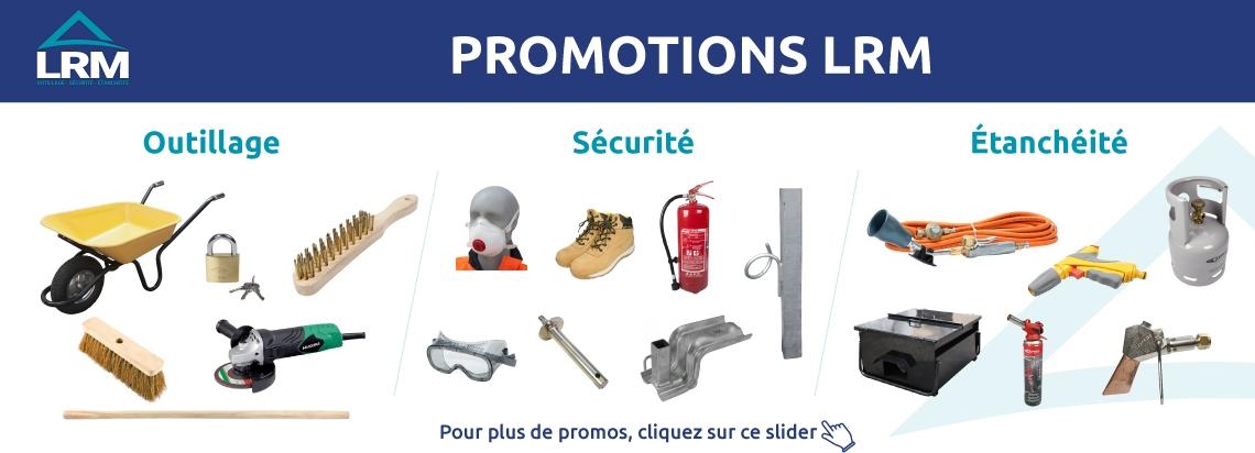 Promotions LRM